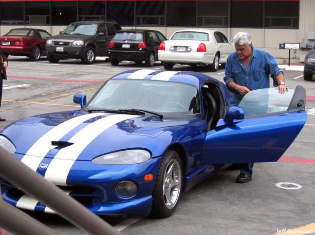 The Tonight Show with Jay Leno Cars 2006 2