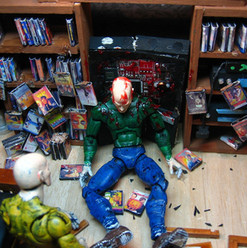 Last Randy Standing animation shoot 2008 13