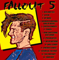 2004 Fallout 5 cover