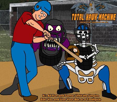Total Hawk Machine Baseball TV Concept