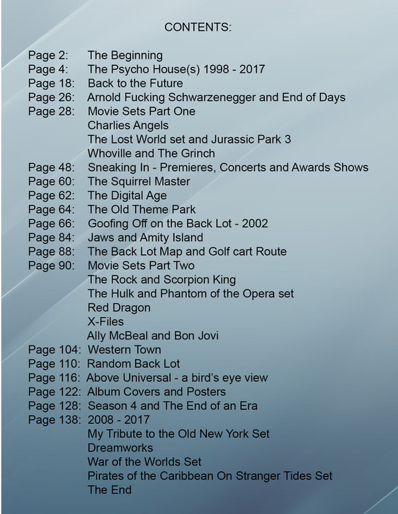 2 Universal book Contents