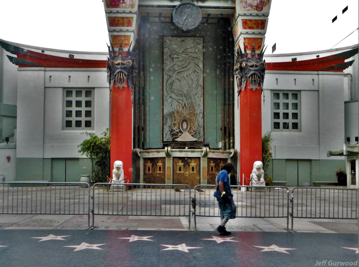 Hollywood Quarantine 3-31-20 Chinese Theater