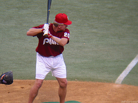 Philly Sports Mike Schmidt 2002