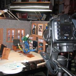 Last Randy Standing animation shoot 2008 25