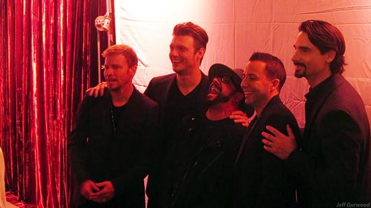 Backstreet Boys Undateable 2016