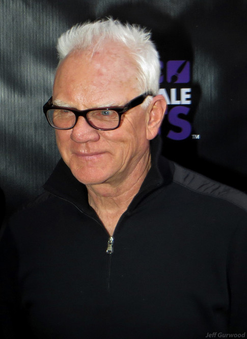 Malcolm McDowell tribute screening 4-15-14