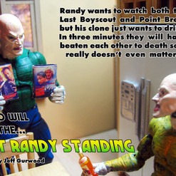 Last Randy Standing animation shoot 2008 2