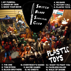 2012 Plastic Toys cover