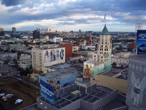 Hollywood Views 2008