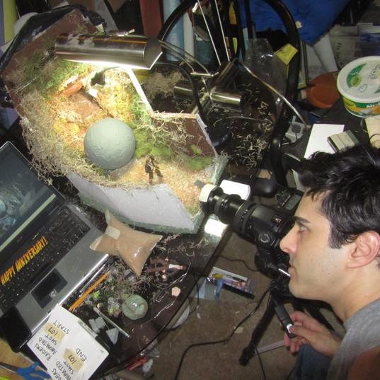 Indyanimation Shoot 2011 20