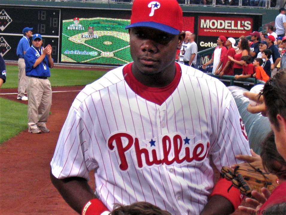 Philly Sports Ryan Howard (23) 2006