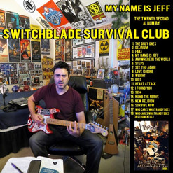 2016 My Name Is Jeff cover