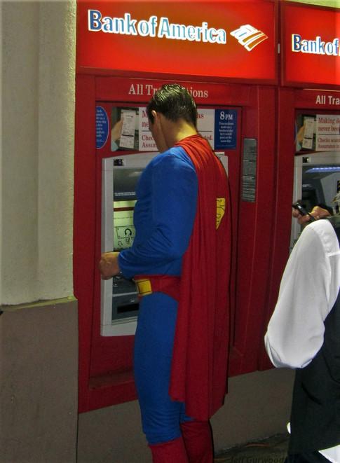 Superhero ATM 2012
