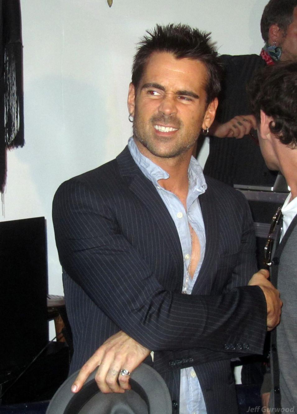 Colin Farrell Fright Night 2011