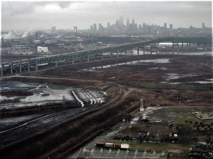 Aerial Photography (23) Philadelphia 2008