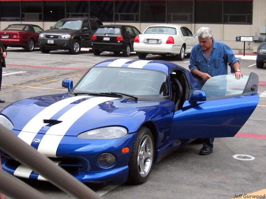 Jay Leno car 2006