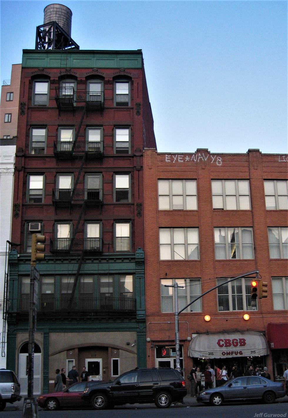 CBGB 2006