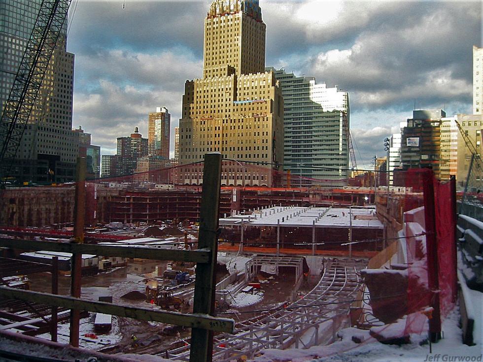 Ground Zero 1 2002
