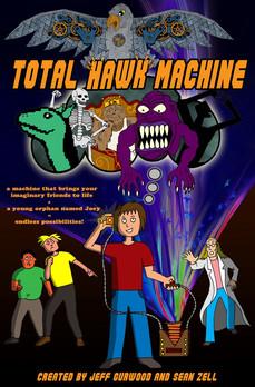 Total Hawk Machine TV concept poster