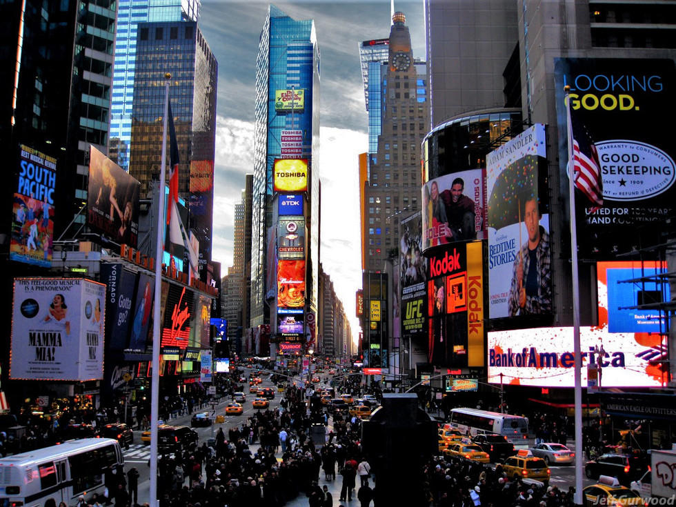 Times Square 2008