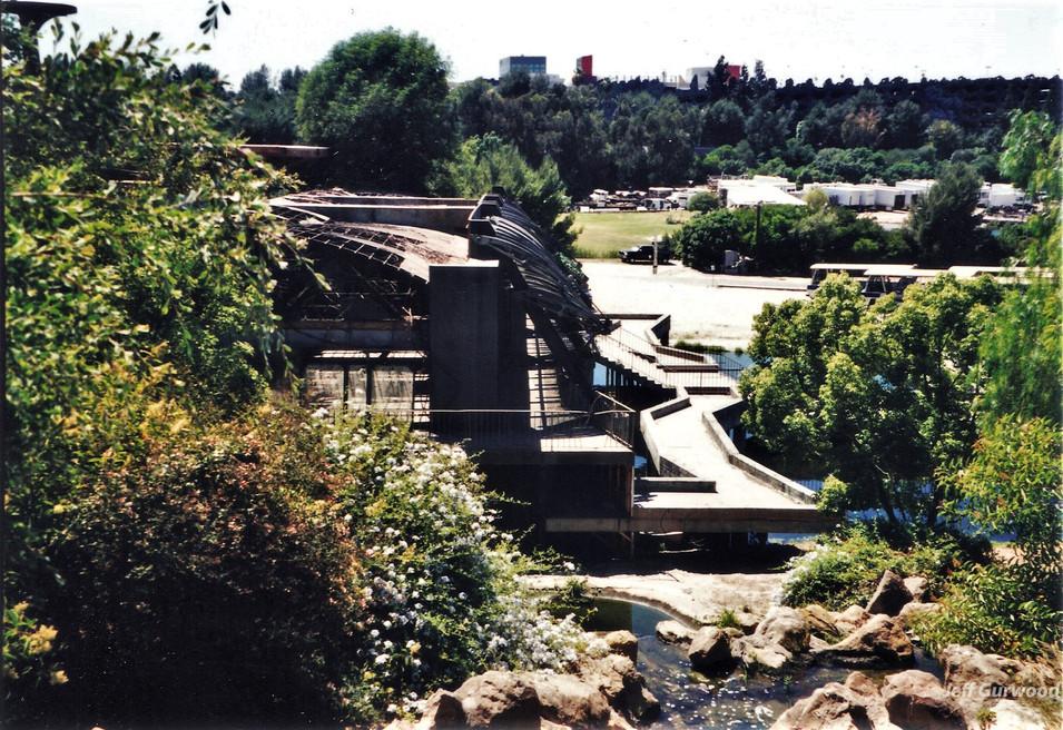 High Above Jurassic set 2001