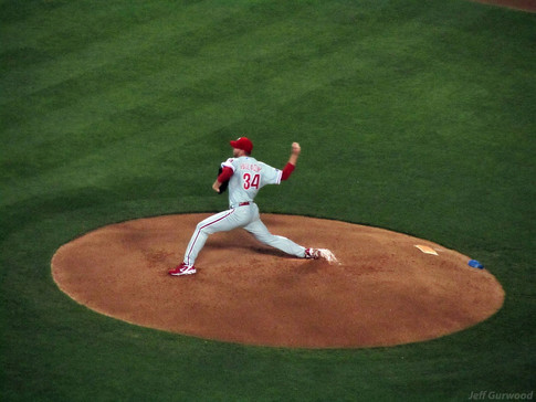 Philly Sports Roy Halladay (41) 2010