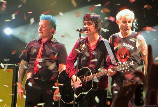 Green Day 8-6-17 Oakland Colesium (10)