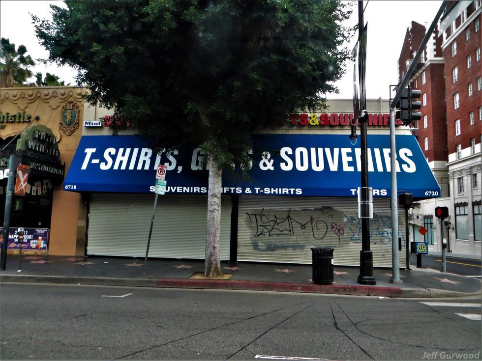 Hollywood Quarantine 3-31-20 No Souvenirs