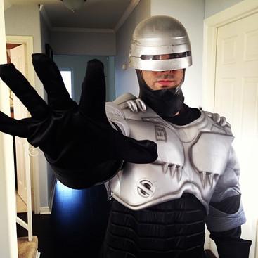 Costumes Robocop
