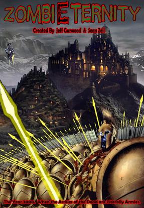 Zombieternity Army Kingdom TV Concept art internet sourced