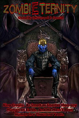 Zombieternity King Cronin TV concept art internet sourced