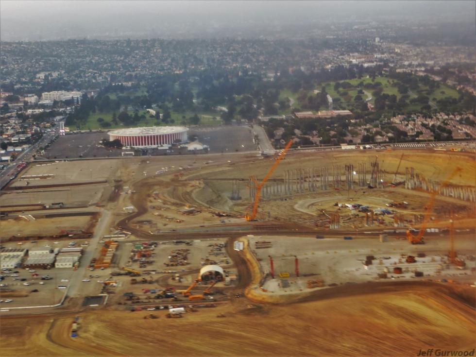 Aerial Photography (31)SoFi Stadium LA 2017
