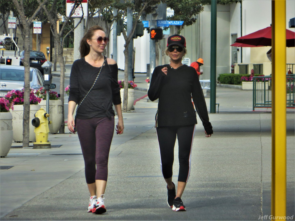 Hollywood Quarantine 3-31-20 These Ladies