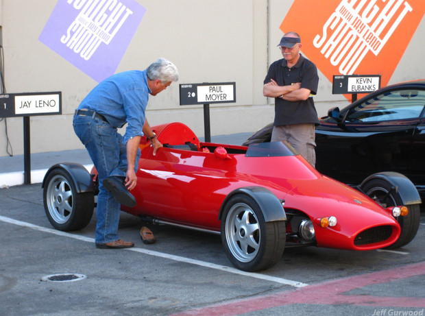 The Tonight Show with Jay Leno Cars 2006 6