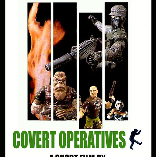 Covert Operatives movie poster