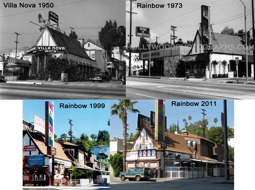 Rainbow 1950 1973 1999 211