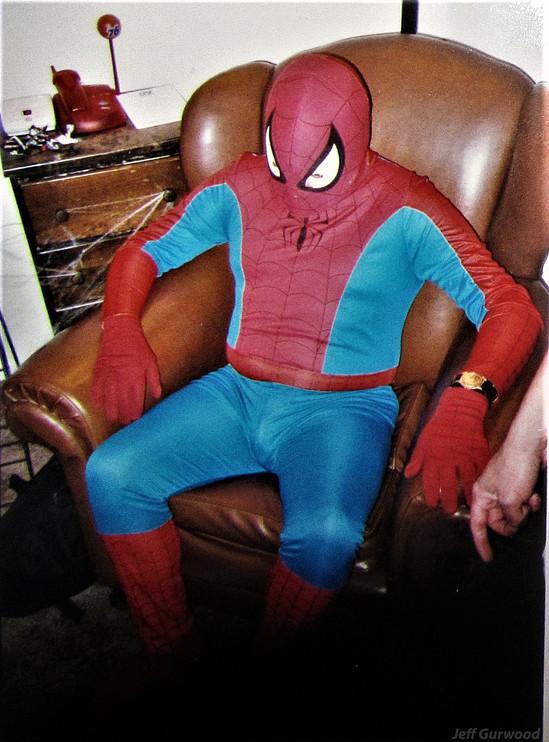 Sad Spiderman 2001