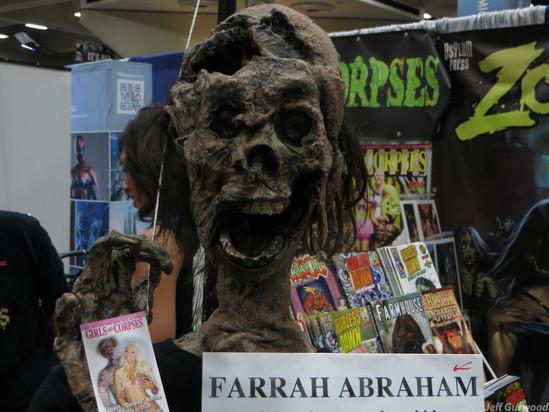 Farrah Abraham 2014