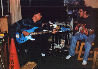 Recording Music 1996 1