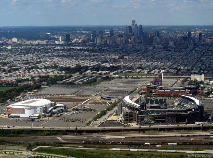 Aerial Photography (55) Philadelphia 2011