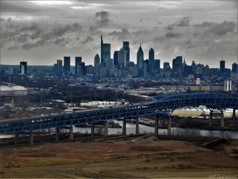 Philadelphia Bridge 2019