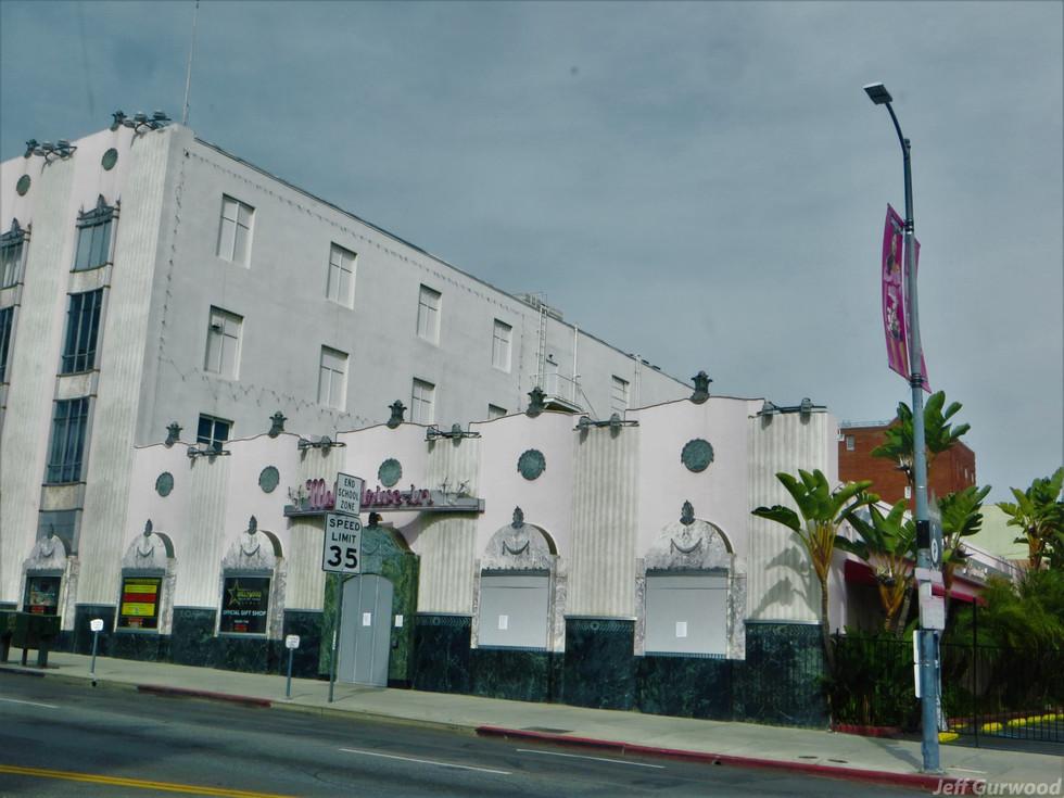 Hollywood Quarantine 3-31-20 (2) Mel's Diner on Highland