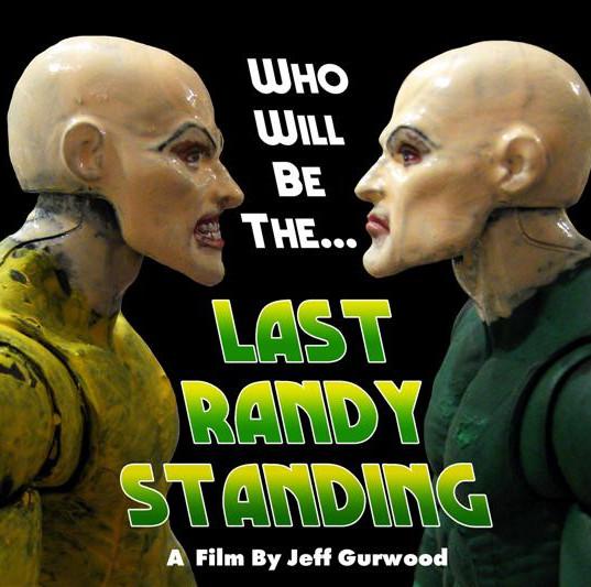 Last Randy Standing Poster 2008