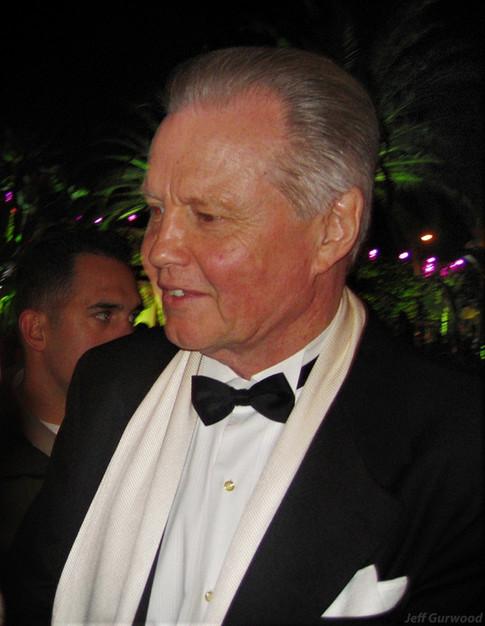 Jon Voight Vanity Fair Oscar Party 3-4-05