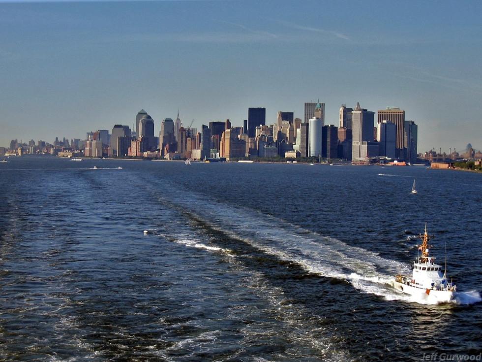 Bon Voyage NYC 2004