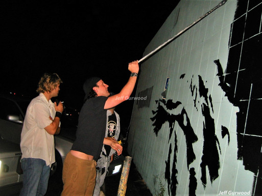 Banksy and Star Lanes 2002 (13)