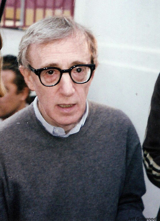 Woody Allen screening 2000 Westwood