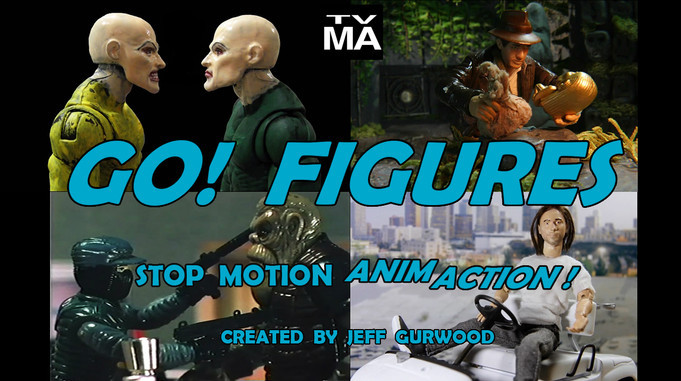 Go! Figures title card