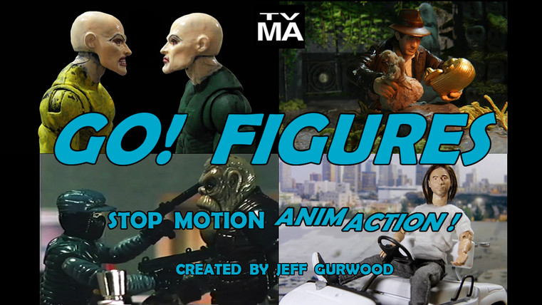 Go! Figures title card