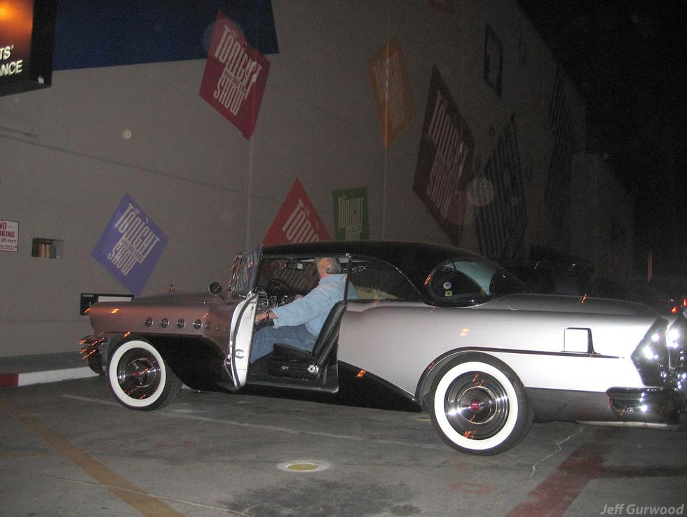 The Tonight Show with Jay Leno Cars 2006 11
